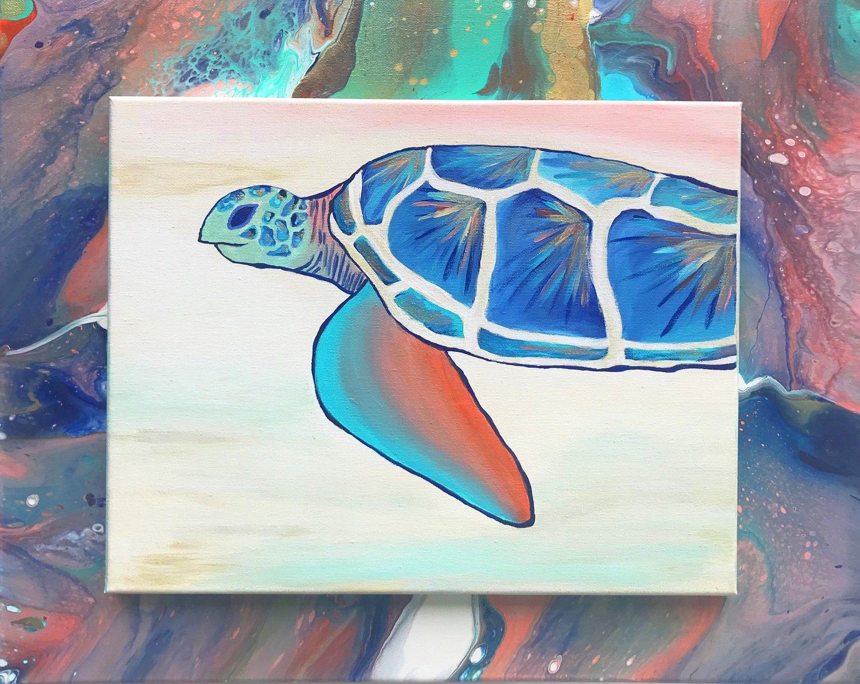 Sea Turtle (prints)