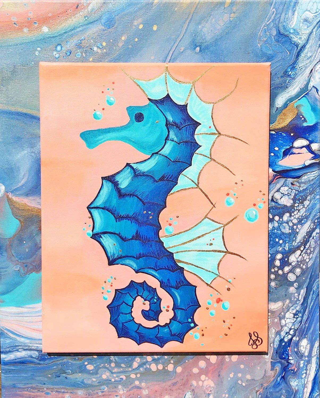 Sea Horse (prints)