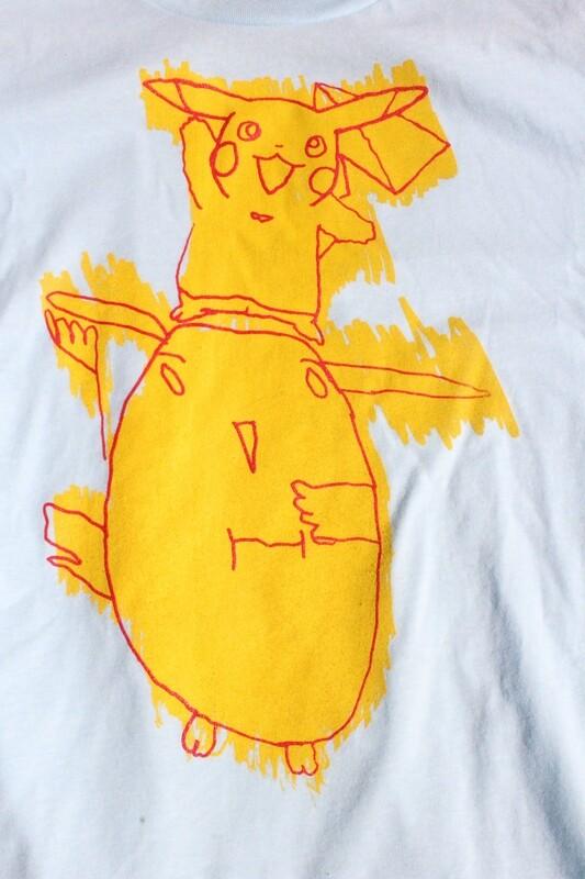 Pat Pikachu Shirt