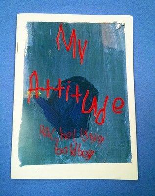 My Attitude book