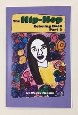 Hip-Hop Coloring Book v 2