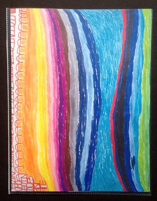 Levin Rainbow book