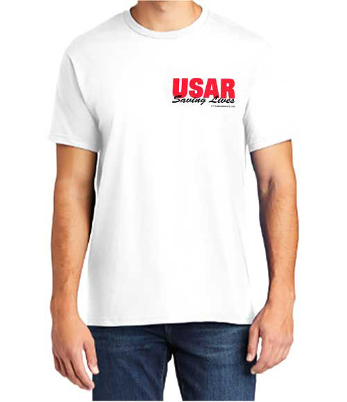 Short Sleeve T-Shirt: USAR Saving Lives