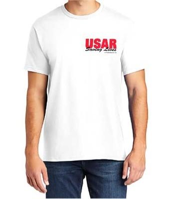 Short Sleeve T-Shirt: USAR Saving Lives