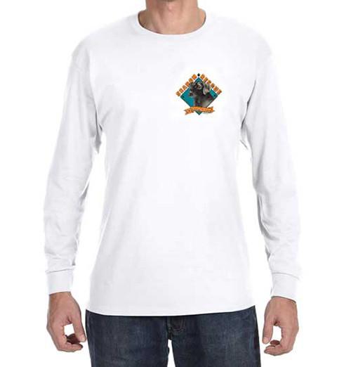 Long Sleeve T-Shirt: SAR K-9 Lab