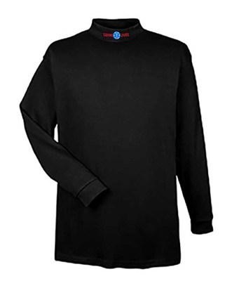 Mock Turtleneck Long Sleeve: EMS Saving Lives