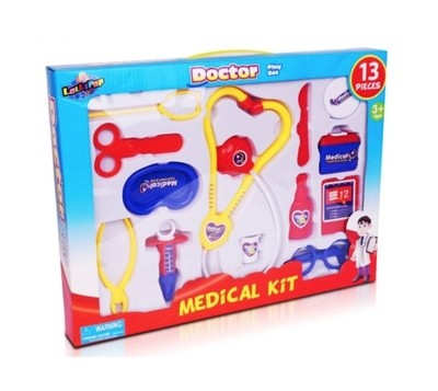 Medical Kit Play Set