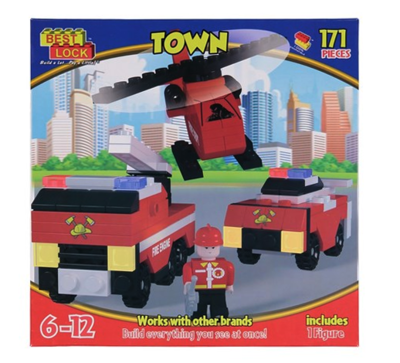 Best-Lock™: FIRE ENGINE