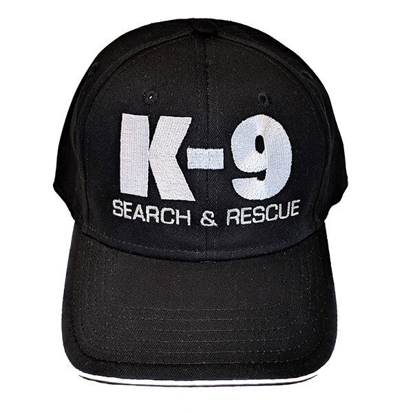 Ball Cap (Reflective): K-9 SAR