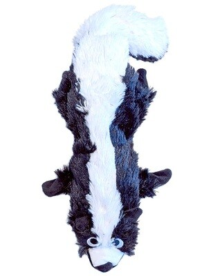 Bottle Plush Toy: Skunk