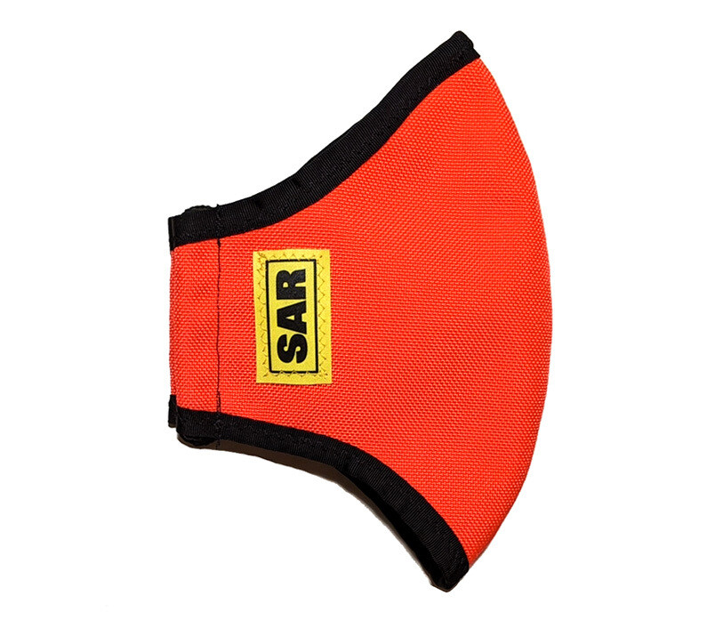 Safety Mask (Cordura®): Moisture Wicking Liner