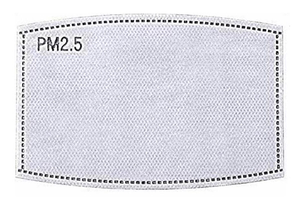 Filters for Reusable Cloth Masks
