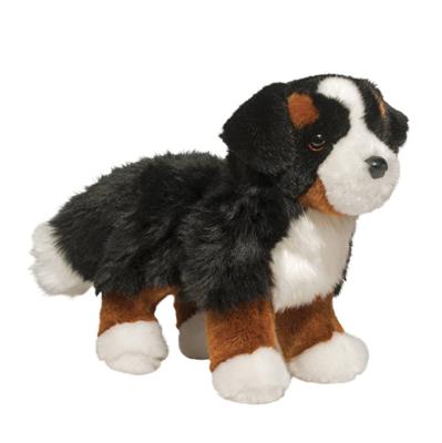 Plush Pup Standing: Bernese Mountain Dog