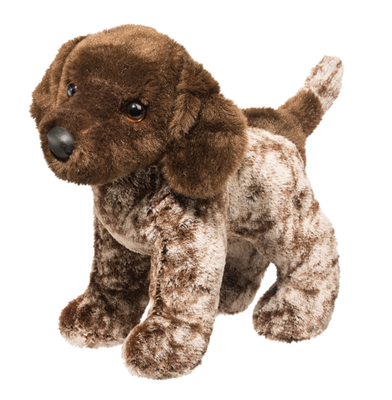 Plush Pup Standing: German Shorthaired Pointer
