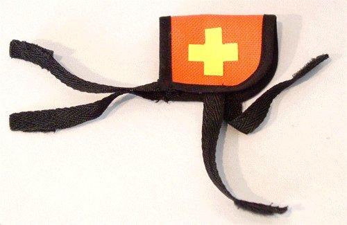 Plush Accessory: Tiny K-9 Vest