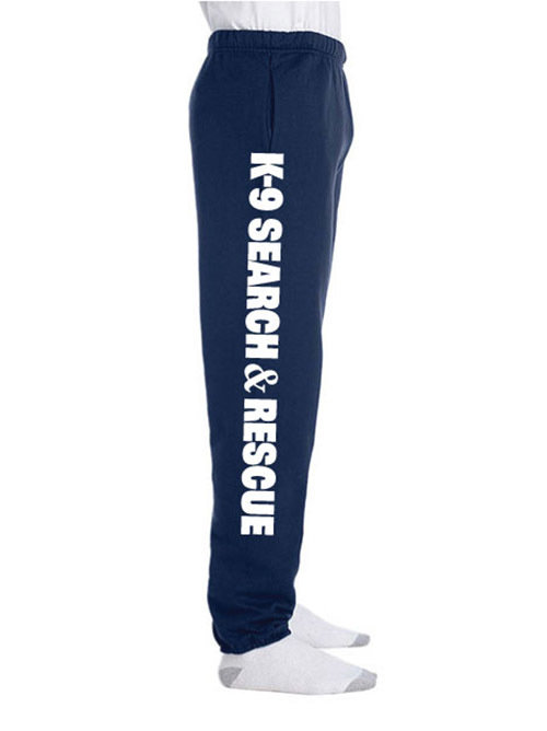 Sweatpants: K-9 SEARCH & RESCUE