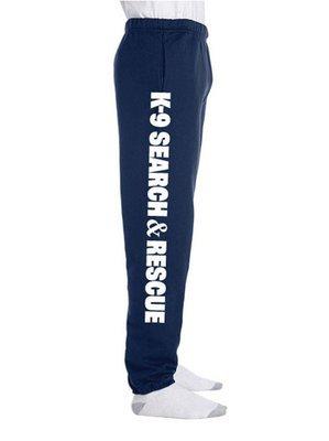Sweatpants: K-9 SEARCH & RESCUE