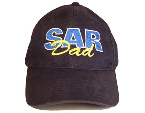 Ball Cap: SAR Dad