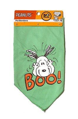 Pet Bandana: Boo!