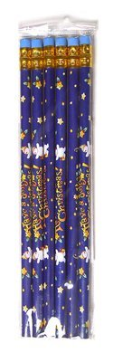 Pencils (Pack of 6): Have a Jolly Christmas