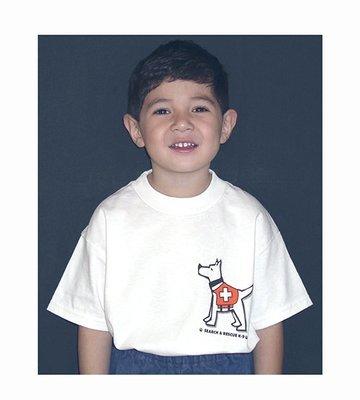 YOUTH Short Sleeve T-Shirt: Man's Best Friend
