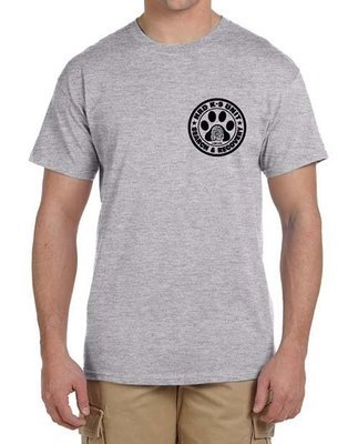 Short Sleeve T-Shirt: HRD K-9 UNIT