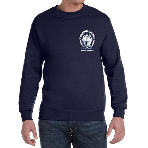 Crewneck Sweatshirt: MSAR