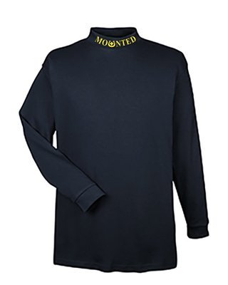 Mock Turtleneck Long Sleeve: MSAR