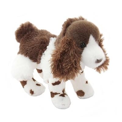 Plush Pup Standing: Springer Spaniel