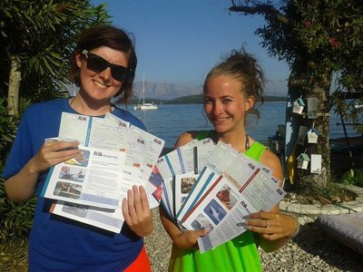 5 Week RYA Windsurf Instructor Course 1st Sept 2019 - SOLD OUT