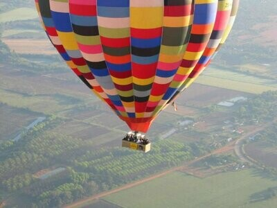 The Balloon Experience Tour (Bill Harrop's Original Balloon Safaris)