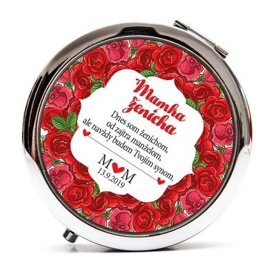 Zrkadielko: Mamka ženícha - Červené ruže
