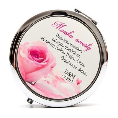 Zrkadielko: Mamka nevesty - Jemná ružička