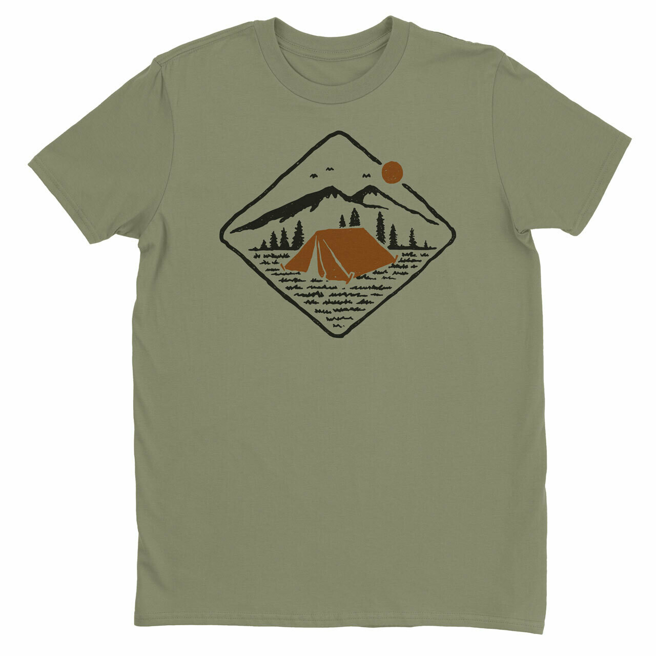 Pod stanom - pánske tričko