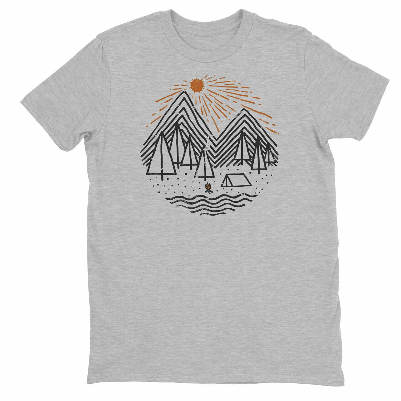 Idylka - pánske tričko