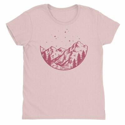 Hory Kukajtu - dámske tričko