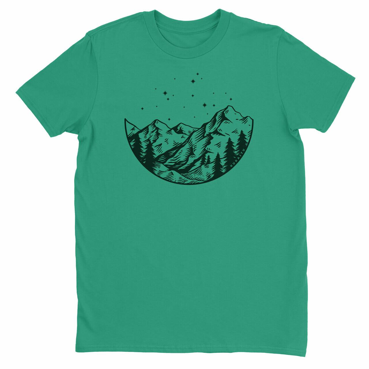 Hory Kukajtu - pánske tričko
