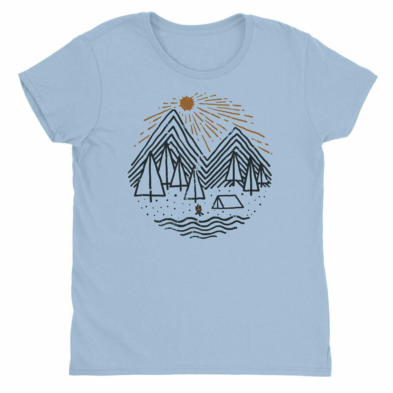 Idylka - dámske tričko