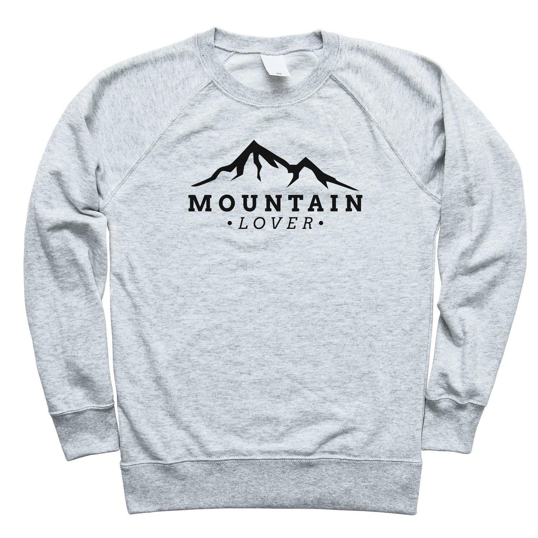 Mountain Lover I.