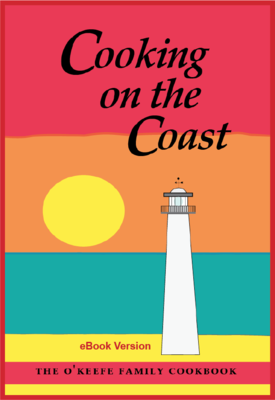 Cooking on the Coast (Original Edition) - E-Book Only