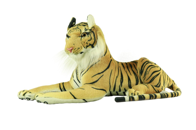 GRIFIL ZERO Tiger Stuffed Animal Plush Realistic Toy 36 inches