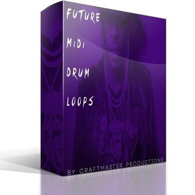 Future Midi Drum Loops