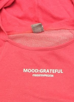 MOOD GRATEFUL - HOODIE