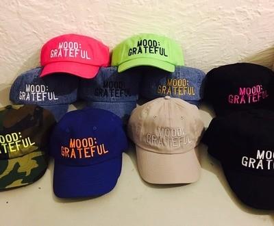 MOOD GRATEFUL - HAT