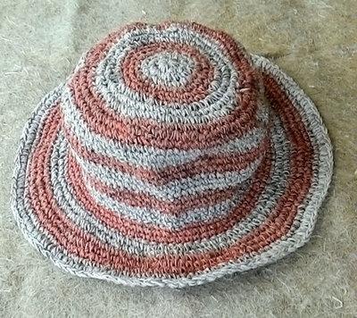 Nepalese Hemp Boria Hat
