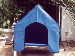 Rest-A-{et Pup Tent Top Replacement Cover Only - Vinyl Fabric