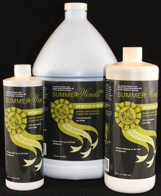 Remove-A-Way CLarifying Shampoo
