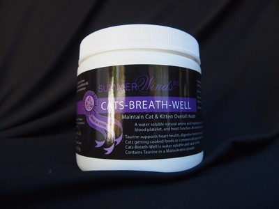 SummerWinds Cats-Breathe-Well 8oz.