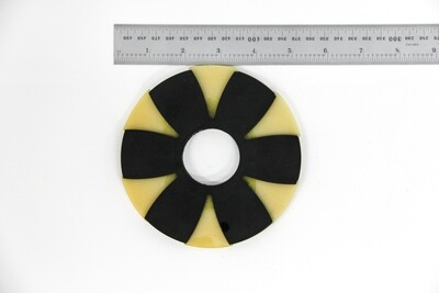 Heat Pulse Flowmeter Small Diverter- 125 mm (5 inch) diameter