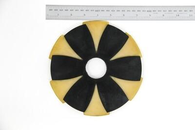 Heat Pulse Flowmeter Medium Diverter - 175 mm (7 inch) diameter